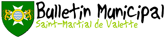 Bulletin Saint-Martial